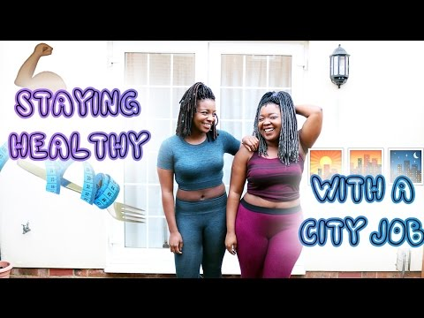 STAYING HEALTHY WITH A CITY JOB | Scola Dondo