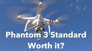 Is the dji phantom 3 standard worth it? (2017)