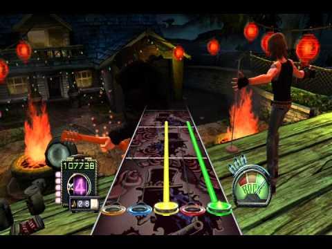 Guitar Hero III  Yendo a la Casa de Damian  Cuarteto de Nos  YouTube