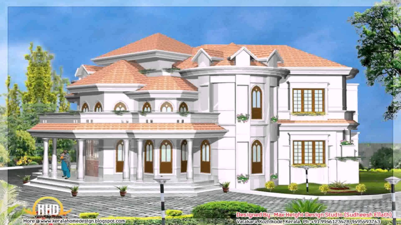 Kerala Style House Model Plans YouTube