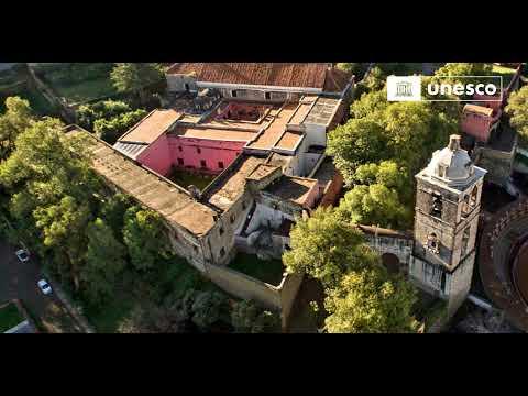Conjunto Conventual Franciscano y Catedralicio de Nuestra Señora de la Asunción de Tlaxcala