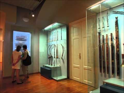 I Musei di Praga. Il Museo della Musica