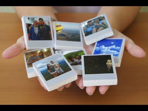 como transformar suas fotos em polaroids i how to turn your photos