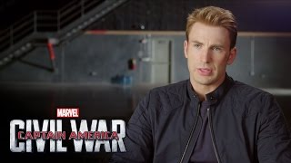 Brothers in Arms - Marvel's Captain America: Civil War Featurette