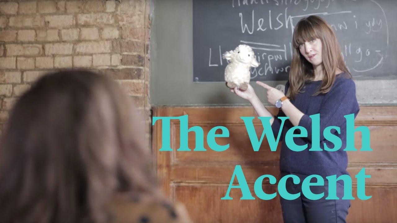 engelsk accent