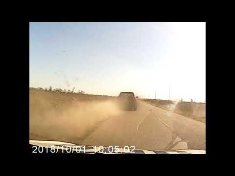 Вооруженная погоня за Porsche Сayenne в Курском районе