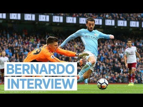 BERNARDO SILVA POST-MATCH INTERVIEW | Manchester City 3-0 Burnley