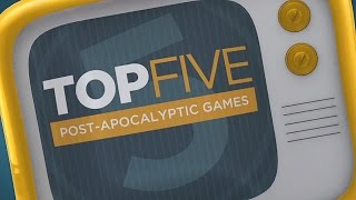 Top Five... Post-Apocalyptic PC Games