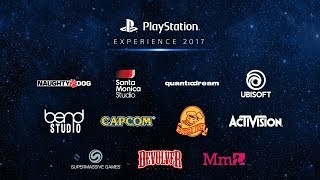 THE WORST! PlayStation Presents - PSX 2017 LIVE REACTION