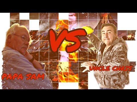 Papa Sam vs Uncle Chirs Is There a New Champion!