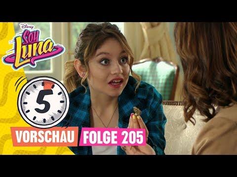 5 Minuten Vorschau - SOY LUNA Folge 205  Disney Channel
