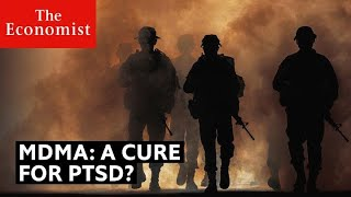 How MDMA is being used to treat PTSD | The Economist
