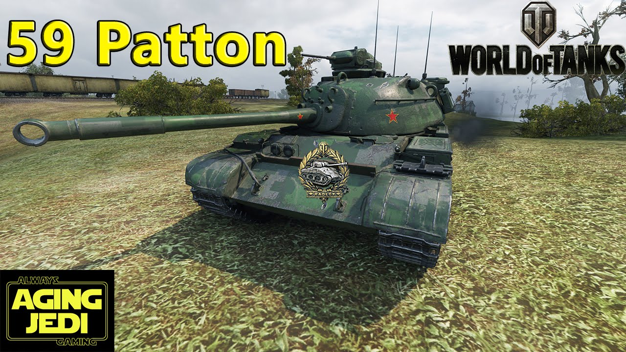 59 Patton: review of the tank
