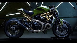 Ducati Monster 1200 Best Exhaust Sound Review