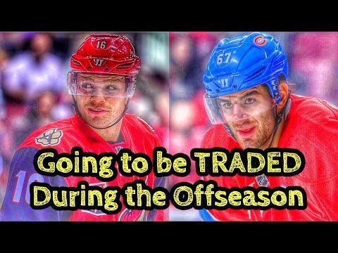 NHL Players Who Could Be TRADED This Summer