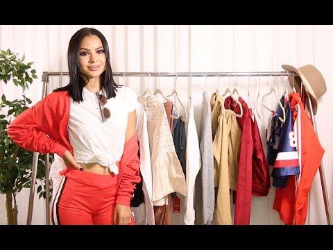 Early Fall Clothing Haul | Diana Saldana