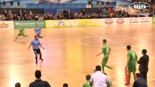 Mundial de fútbol de salón - Uruguay está entre los mejores ocho