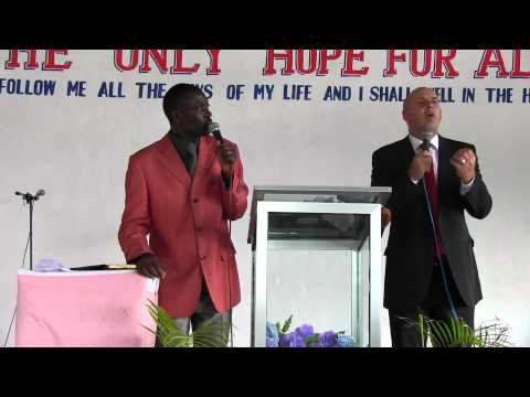4 Tanzania Conference - The power of righteousnes!!! You can not sin!!! English/Swahili - Mark Irvin