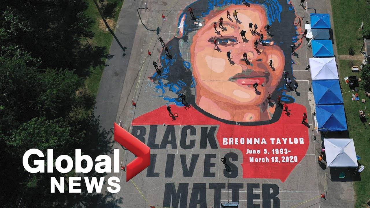 Breonna Taylor A Timeline Of Events From Her Death To A Grand Jury Decision Youtube