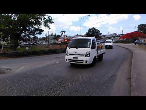 Globe Roundabout Barbados