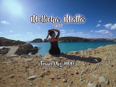 MELLIEHA, MALTA || Travel Vlog 003 || Selena Fox