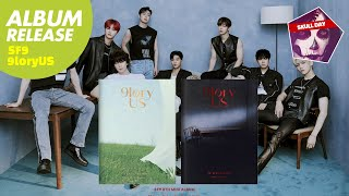 [TEASER MIX/UNBOXING/GIVEAWAY]SF9 - SUMMER BREEZE(9loryUS) A…