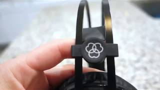 AKG K72 Headphones (Review)