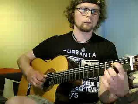 Schandmaul - Willst du (Classic Guitar)