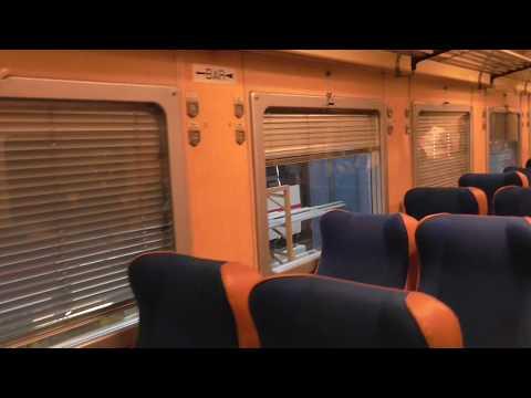 Interior de un tren TER de Renfe