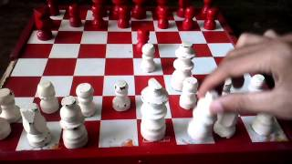 trik main catur 3 langkah langsung mati