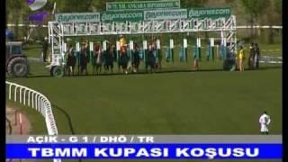 2010 TBMM Kupası Koşusu Gr.1 ALPER KAAN & TURBO