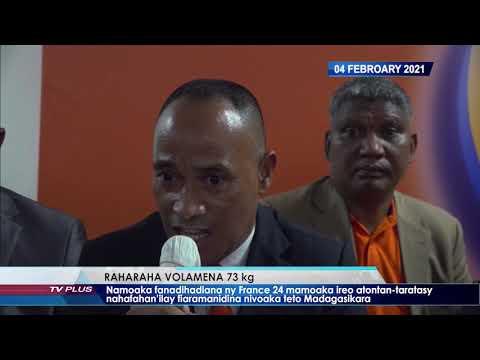 VAOVAO DU 04 FEVRIER 2021 BY TV PLUS MADAGASCAR