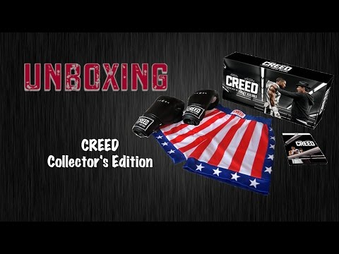 Creed Collector's Edition Unboxing