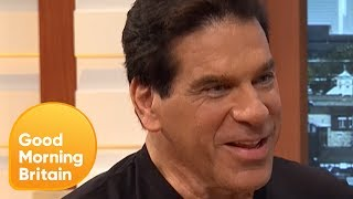 Kate Asks Lou Ferrigno What Makes Him Angry! | Good Morning Britain