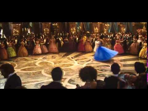 Cinderella 2015 Baile com o Príncipe