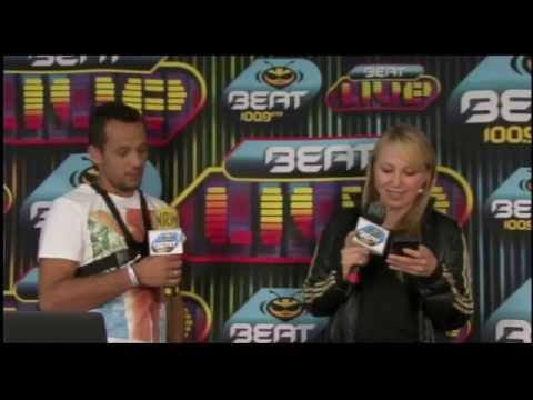 Hazem Beltagui live @ Beat 100.9 FM México - Crossings Showcase