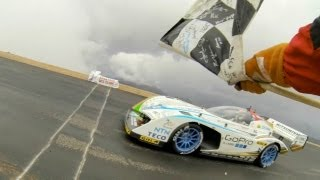 GoPro: The Electric 'Monster' Tajima - Pikes Peak 2013 Electric Class Winner