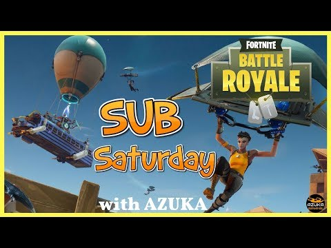 Fortnite Battle Royale PVP *NEW* Shrine Update! Lets Play with AZUKA Gaming & Subs LIVE #XORECRUIT