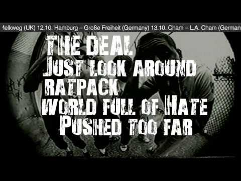 SICK OF IT ALL - Nonstop (OFFICIAL ALBUM TRAILER)