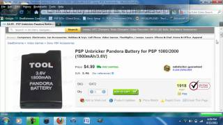 Make Magic Memory Stick and Downgrade or install CFW on PSP 1000 2000 on Latest Firmware[Easy]