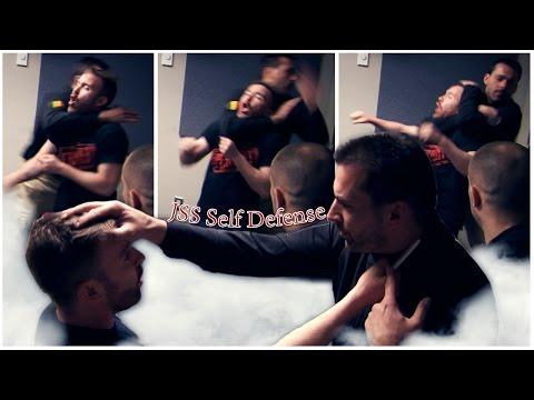 Justin, Scott and Spiegel Beat Down