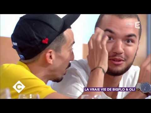 La vraie vie de Bigflo et Oli - C à vous - 30/08/2017