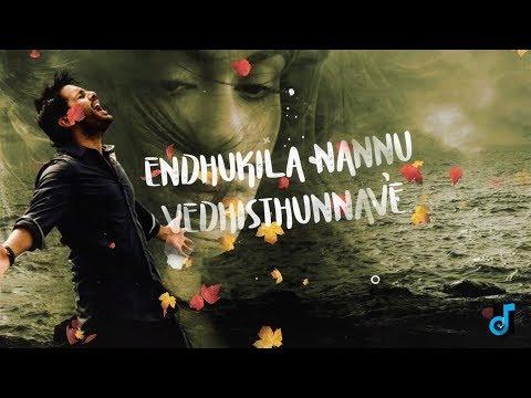 Endukila Nannu Vedisthunnavey Lyrical Video |  NItin | Adah Sharma | Heart Attack |