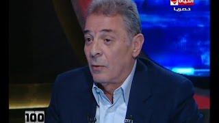 محمود حميدة : باسم يوسف يستحق العودة مرة أخرى للشاشة