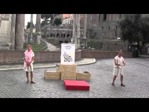 Rome in a Nutshell - Part II - Live at the Roman Forum
