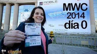 Tecnoticias Mobile World Congress 2014 día 0 previo #MWC14
