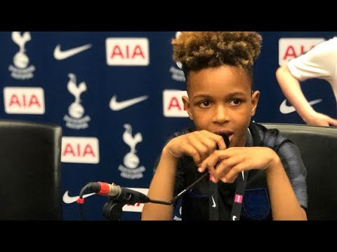 Signing for SPURS or Working with Nike?? | A Day in the Life of Tekkerz Kid