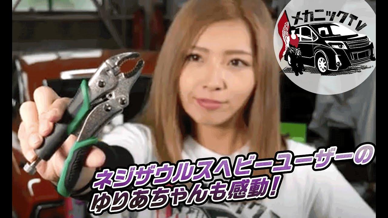 工具紹介 バイスザウルス 【メカニックTV】