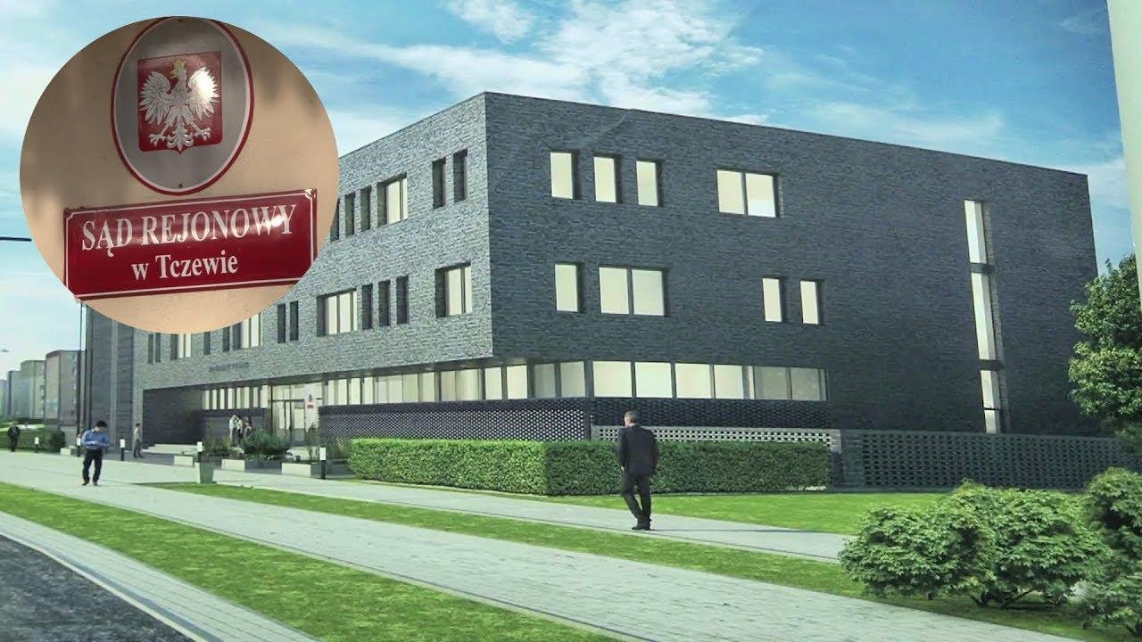 Nowy Sąd Rejonowy w Tczewie – nowa siedziba staje się faktem