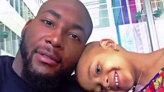 Devon Still on Daughter: 'She's a Fighter' Against Cancer | TODAY